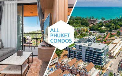 普吉岛2016-2020年新开发的公寓
